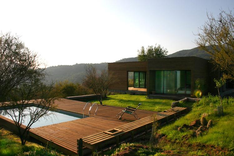 Casa Ocoa / Od3 Arquitectos, Cortesía de Carlos Jiménez