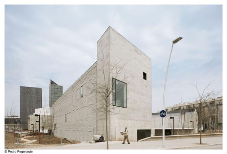 Museo CAN FRAMIS en el 22@ / Jordi Badia, © Pedro Pegenaute