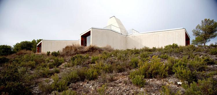 Centro de Interpretación del Parque Natural Los Calares del Mundo y de la Sima / Manuel Fonseca Gallego, © Miguel de Guzmán