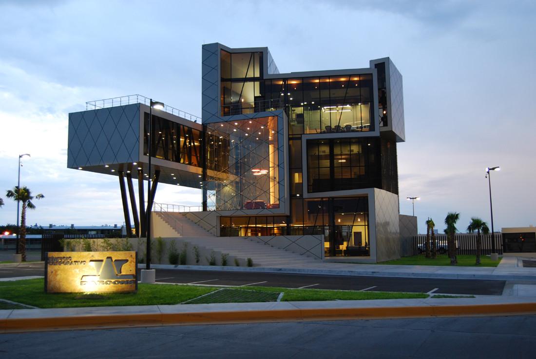 Edificio Darcons 5 Arquitectura En Proceso Plataforma