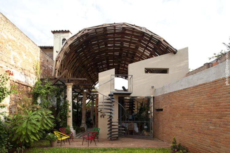 Casa Gertopan / Laboratorio de Arquitectura, © Leonardo Finotti