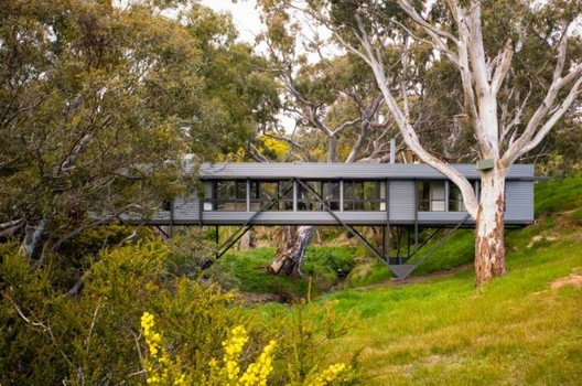 Bridge House / Max Pritchard Architect, © Sam Noonan