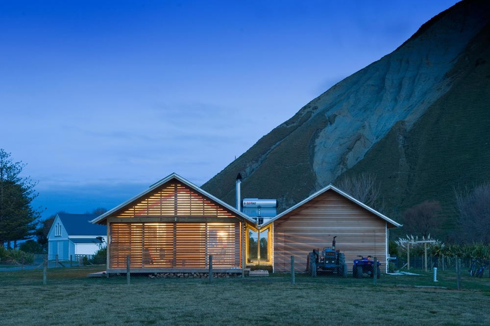 Casa en Shoal Bay / Parsonson Architects, © Paul McCredie