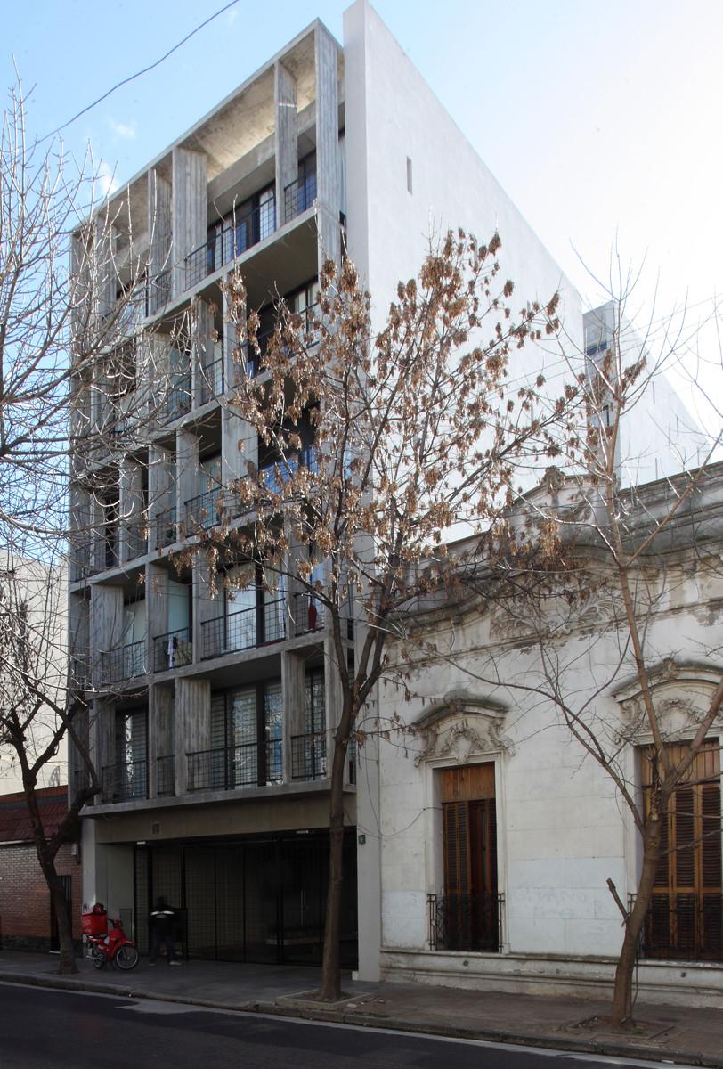 Edificio EEUU 4263 / BAK Arquitectos, © Gustavo Sosa Pinilla