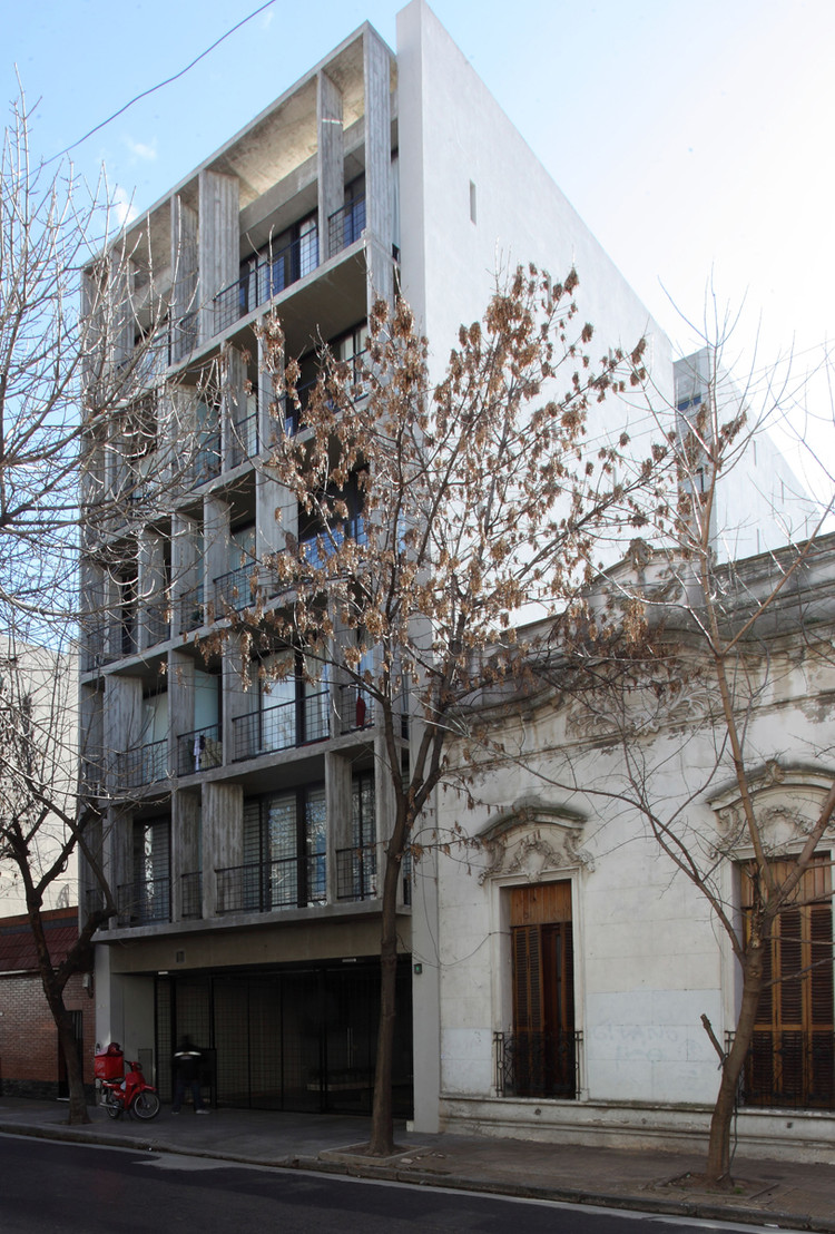 Edifício EEUU 4263 / BAK Arquitectos, © Gustavo Sosa Pinilla