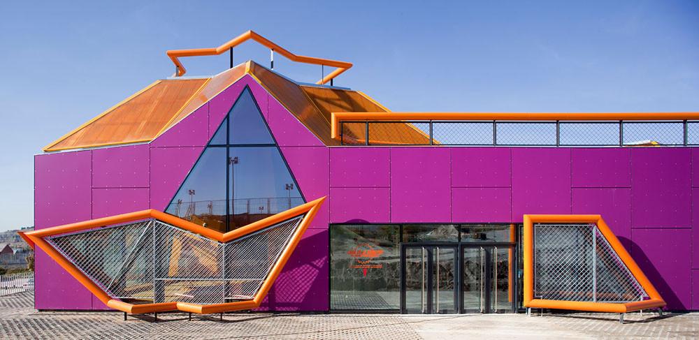 Casa de la juventud en rivas vaciamadrid mi5 arquitectos - Casas en rivas vaciamadrid ...