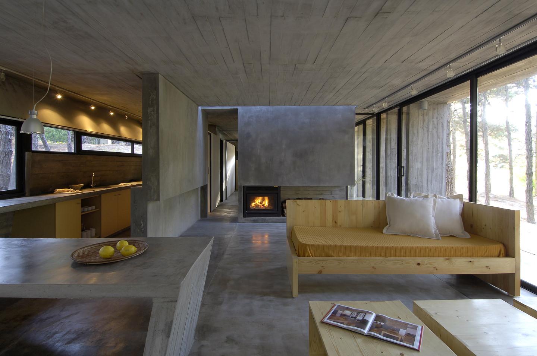 Casa de hormigon bak arquitectos plataforma arquitectura - Casa de hormigon ...