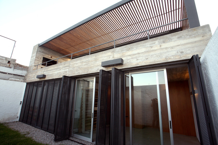 Cubierta Verde / Cardoso + Zúñiga | Plataforma Arquitectura