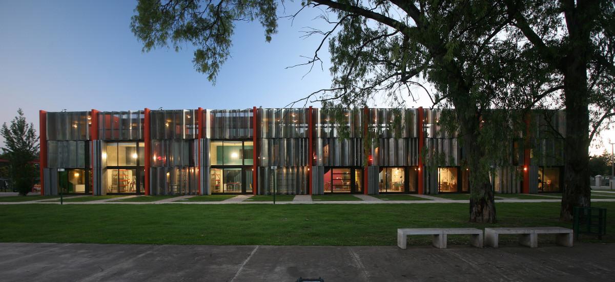 Ateliers Ciudad de las Artes / GGMPU Arquitectos + Lucio Morini , © Sosa Pinilla