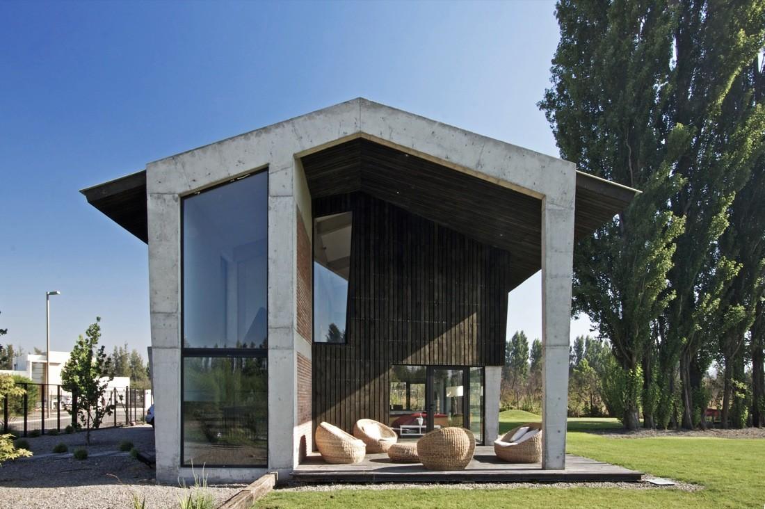 Casa en Colina / OPA, © Nico Saieh