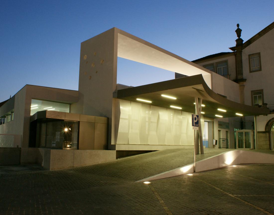Ala de Pediatría Hospital Vila de Conde / 100 Planos Arquitectura, © Pedro Serapicos