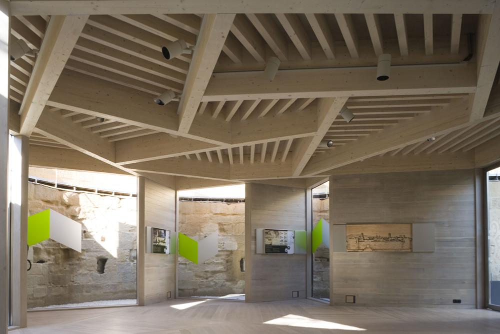 Rehabilitación interior del cubo del Revellín / UP Arquitectos, © Eduardo Sanchez