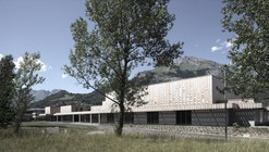 Centro Cultural Passy / Beckmann N'Thepe