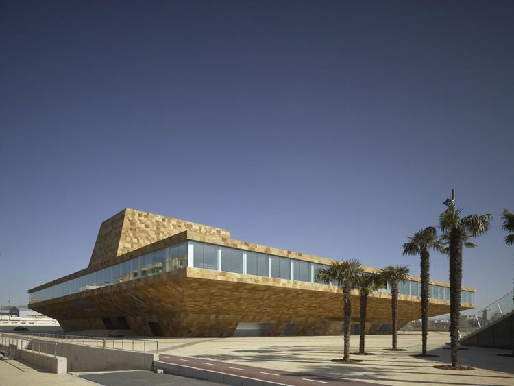 Teatro y Centro de Conferencias La Llotja / Mecanoo, © Christian Richters & La Fotografica