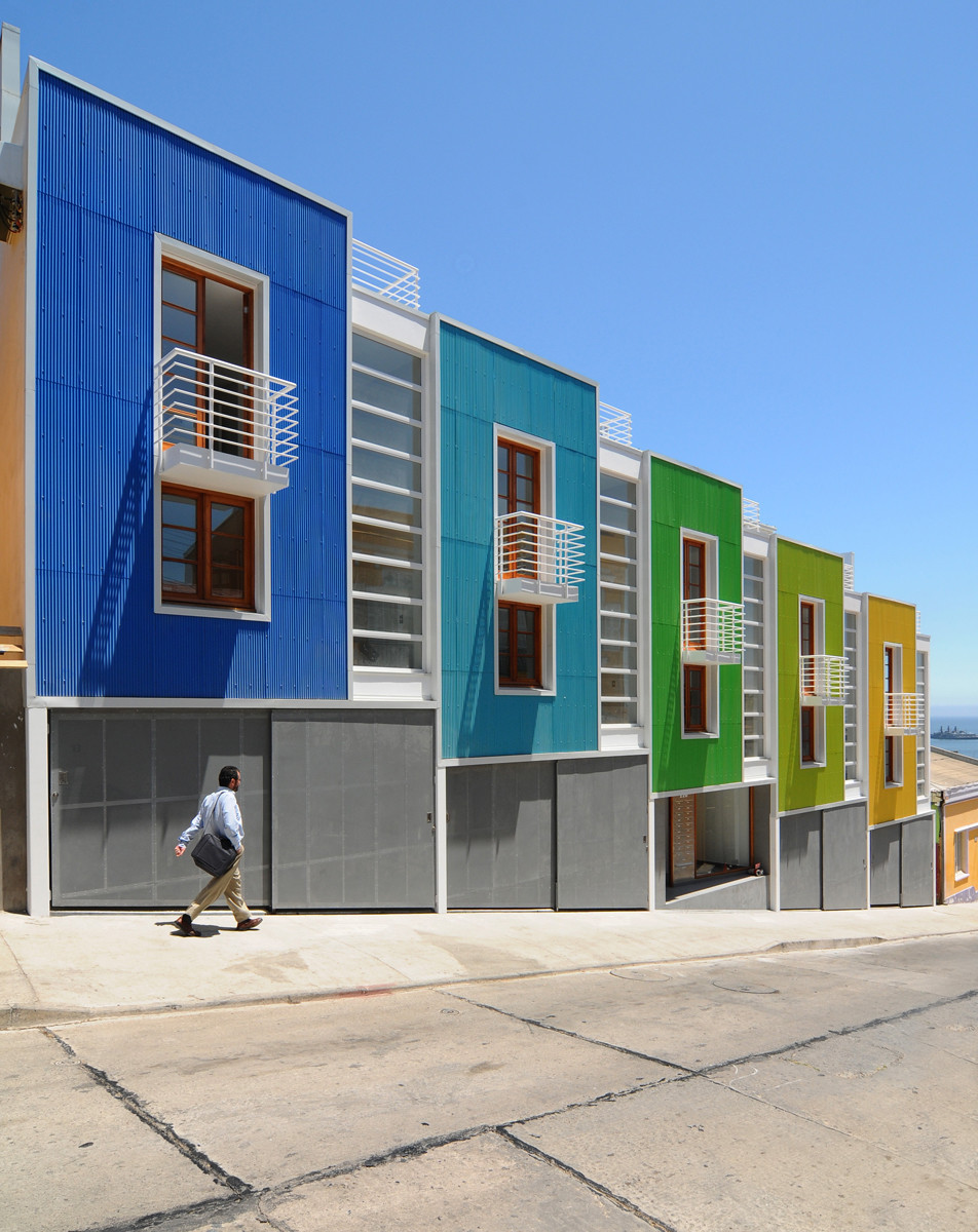 Lofts Yungay II / Rearquitectura, © Marcos Mendizabal