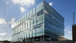 Centro de Innovación Vitus Bering / C. F. Møller Architects