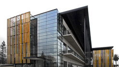 Nestlé Social Block / GH+A Guillermo Hevia Arquitectos