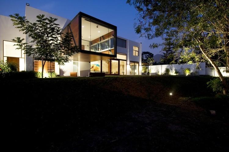 Casa VA / David Mutal Arquitectos, © Elsa Ramírez