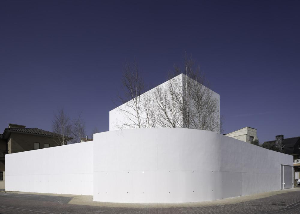 Casa moliner alberto campo baeza archdaily colombia - Campo baeza obras ...