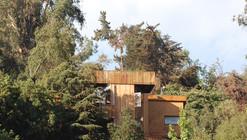 Casa en el Cerro Pochoco / Carreño Sartori Arquitectos