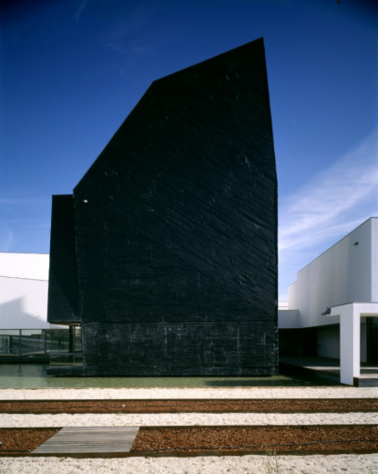 Museo Mar Timo Lhavo Arx Portugal Arquitectos