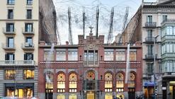 Fundació Antoni Tàpies / Abalos+Sentkiewicz arquitectos