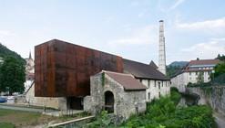 Museo de la Sal / Malcotti Roussey Architectes + Thierry Gheza