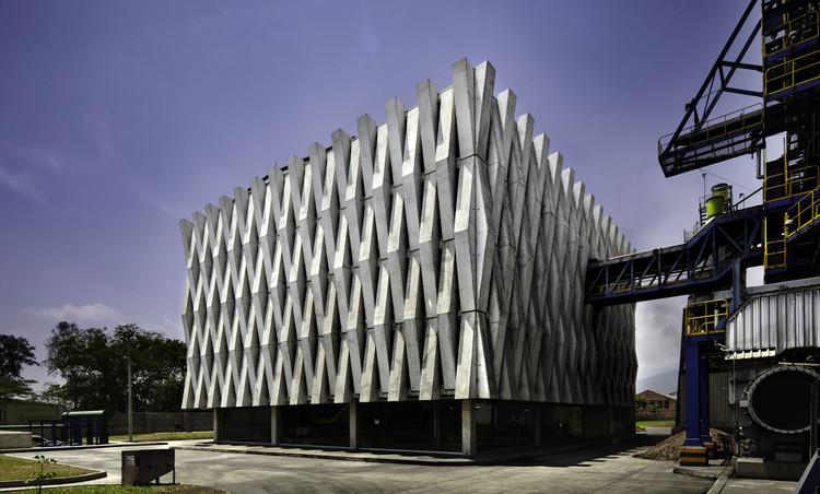 Planta de autogeneración eléctrica Argos / MGP Arquitectura y Urbanismo, © Andrés Valbuena