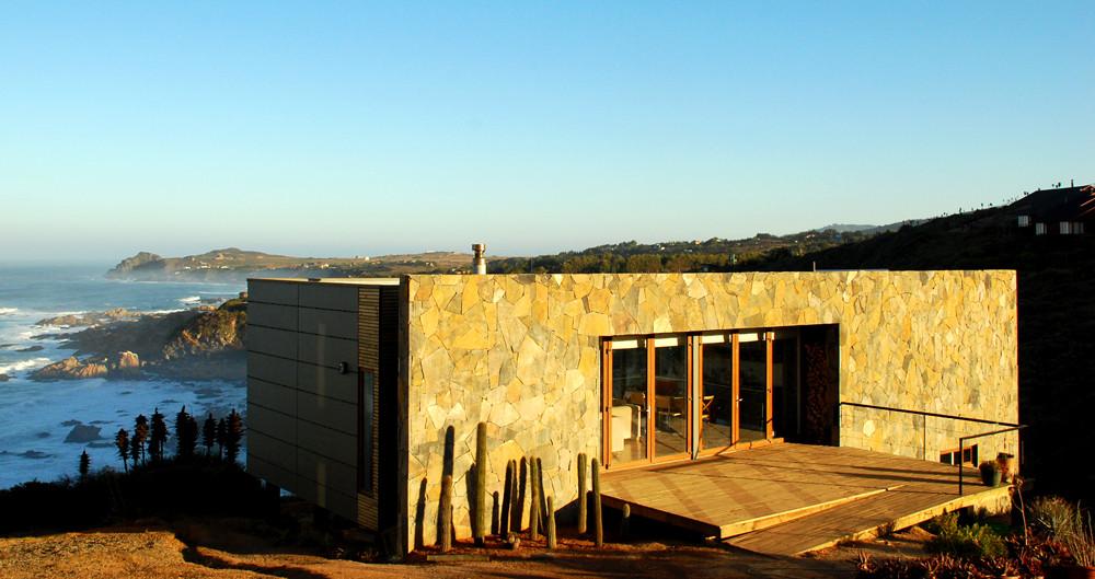 Casa cuatro foster bernal arquitectos archdaily m xico - Amutio y bernal arquitectos ...