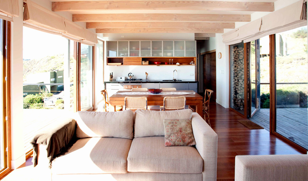 Galer A De Casa Cuatro Foster Bernal Arquitectos 5 Amutio Y Bernal  Arquitectos