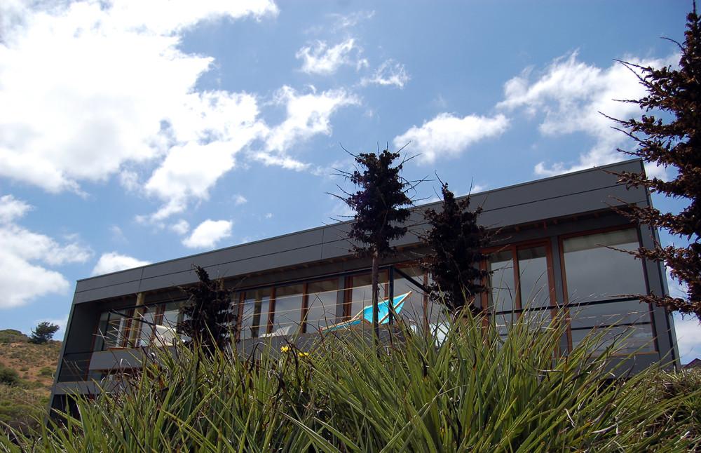 Galer A De Casa Cuatro Foster Bernal Arquitectos 9 Amutio Y Bernal  Arquitectos