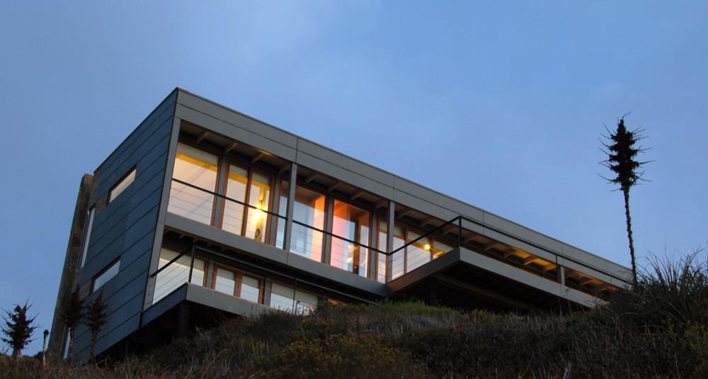 Casa cuatro foster bernal arquitectos archdaily colombia - Amutio y bernal arquitectos ...