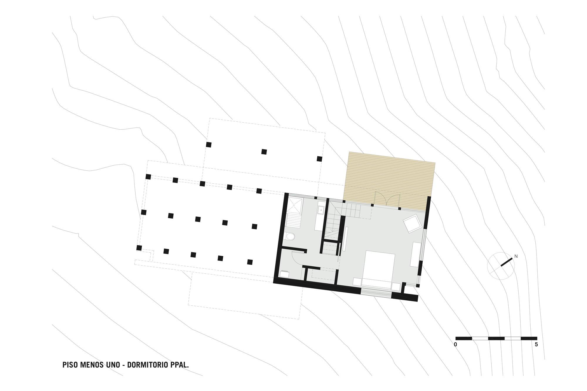 Galer A De Casa Cuatro Foster Bernal Arquitectos 19 Amutio Y Bernal  Arquitectos