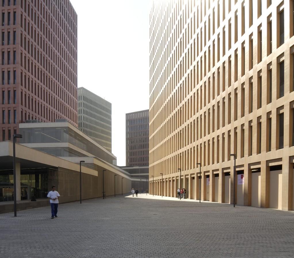 Galeria De Ciudad De La Justicia De Barcelona Y L Hospitalet De