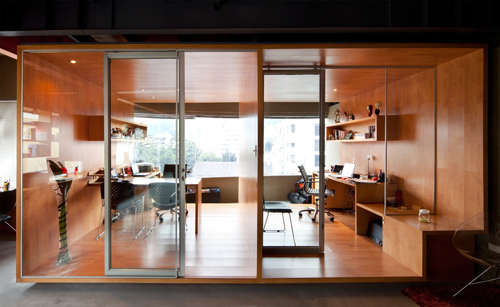 Oficinas Ruales Izurieta Publicidad / Arquitectura X, © Sebastian Crespo