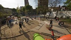 Plaza Sarmiento / Ignacio Montaldo Arquitectos