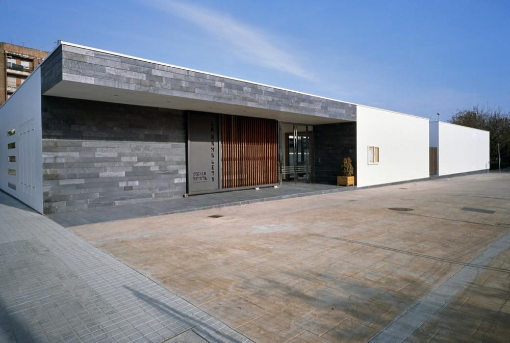 """Escuela Infantil """"La Rambleta"""" / Antonio Altarriba Comes +  Miguel Noguera Mayén, © Antonio Altarriba Comes + Miguel Noguera Mayén Arquitectos"""