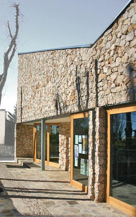 Centro Cultural en El Olivar / Silvia Babsky Nadel, Ramón Valls Navascues, ©  Silvia Babsky Nadel, Ramón Valls Navascues