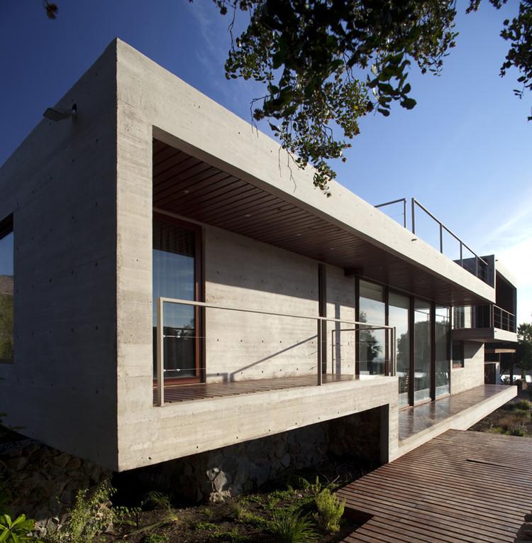 Casa Hasbún / Chauriye Stäger Arquitectos, Cortesía de Chauriye Stäger Arquitectos