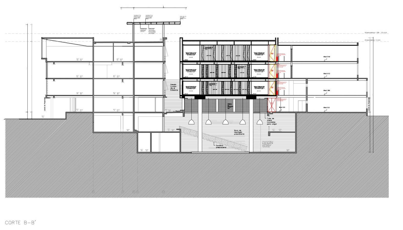Galer a de ampliaci n facultad de arquitectura arte y for Arte arquitectura y diseno definicion
