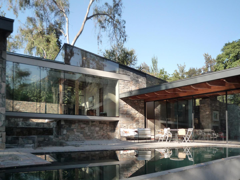 Casa en Lo Curro / Schmidt Arquitectos Asociados, © Martín Schmidt R.