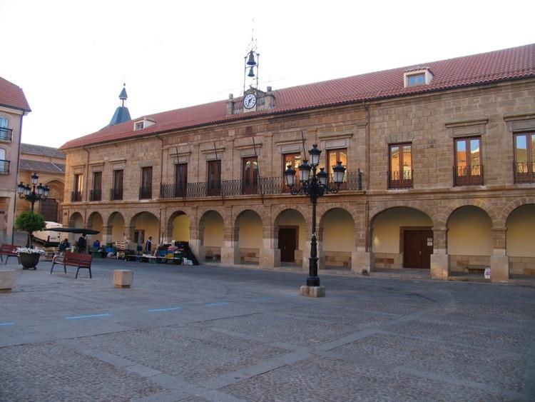 Reforma De La Casa Consistorial De Benavente / Jose Juan Barba, © Ignacio Bisbal Grandal