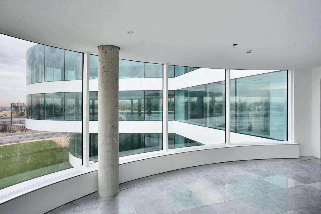 Galer a de lolita edificio de oficinas madrid abalos - Arquitectos madrid 2 0 ...