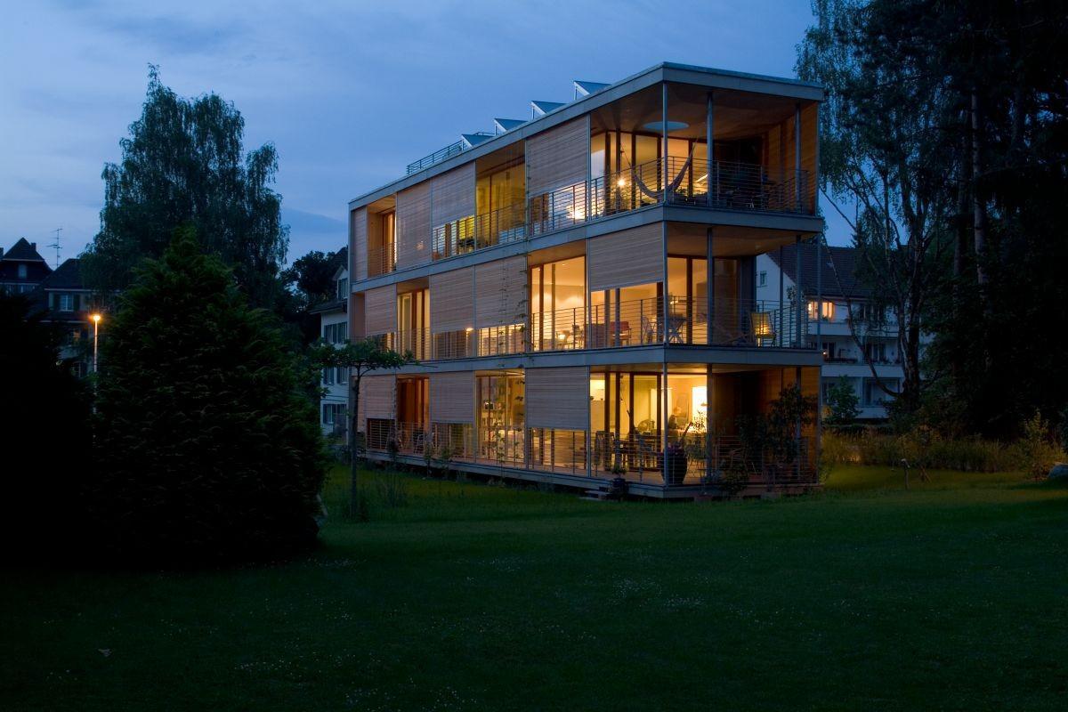 Edificio Gebhartstrasse / Halle 58 Architekten, © Halle 58 Architekten