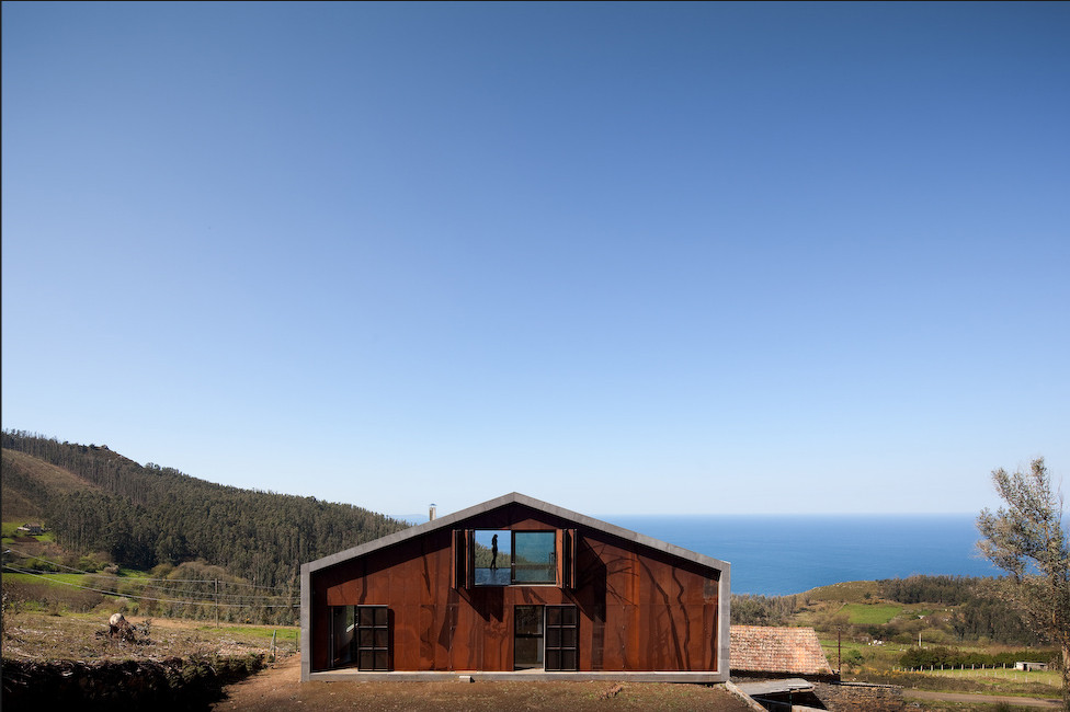 Casa Cedeira / MYCC, © FG+SG – Fernando Guerra, Sergio Guerra