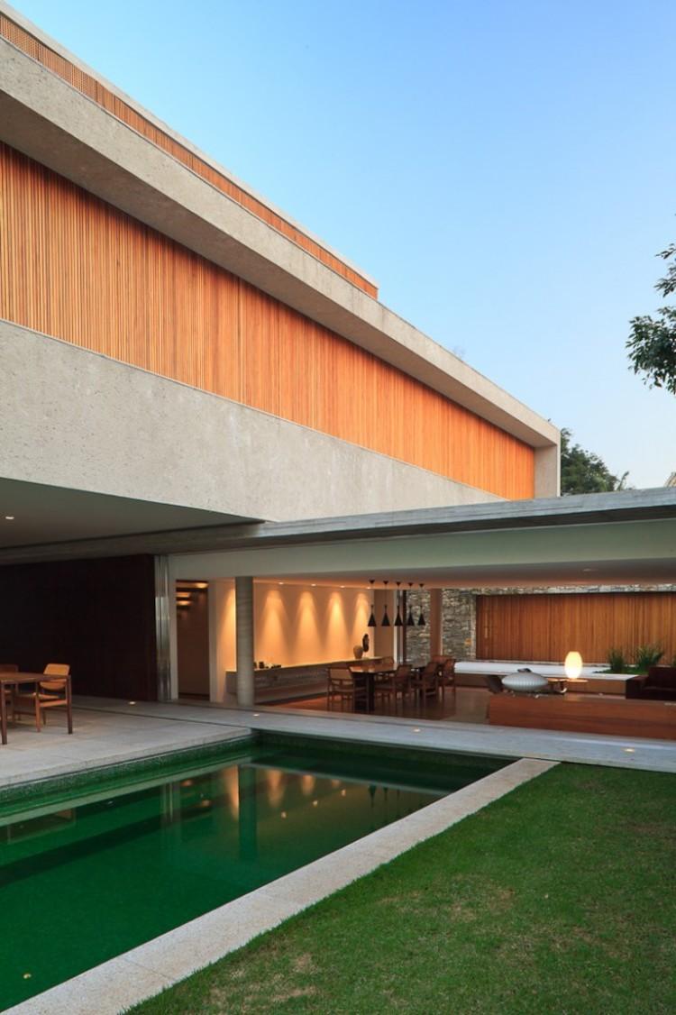 Casa 6 / Marcio Kogan, © Pedro Kok