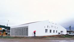 Biblioteca Pública de Licantén / Murua-Valenzuela + Emilio Marin