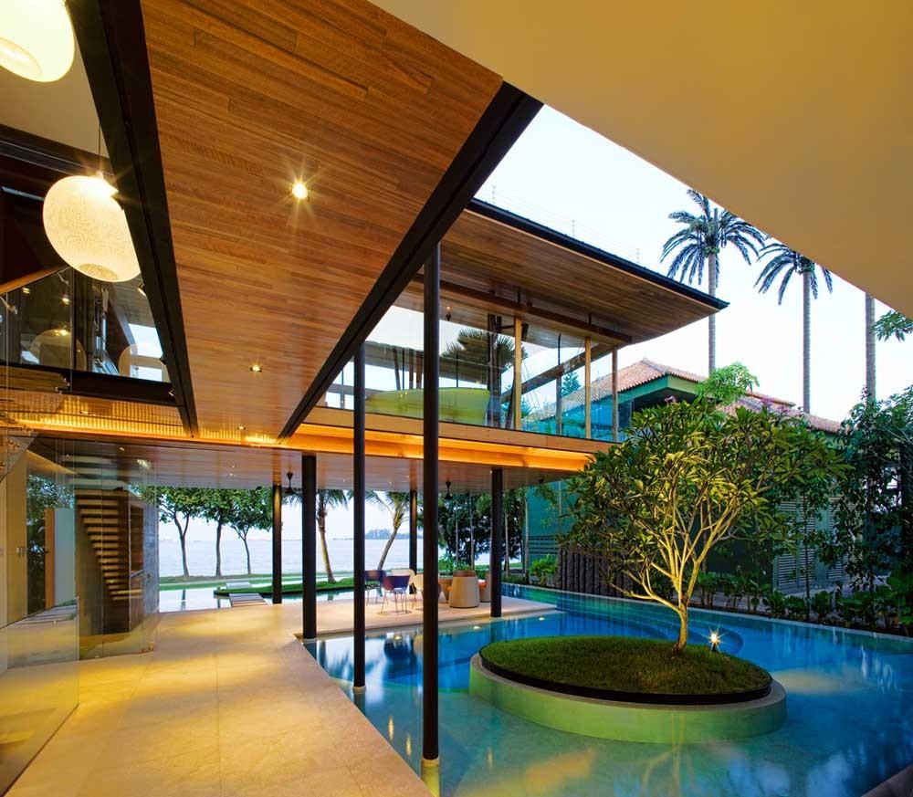 Galer a de casa pez guz architects 8 for 4 design hotel saccharum