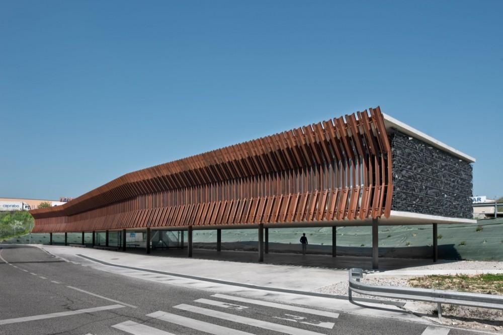 Edificio Audenasa / Vaillo + Irigaray + Eguinoa, © Jose Manuel Cutillas
