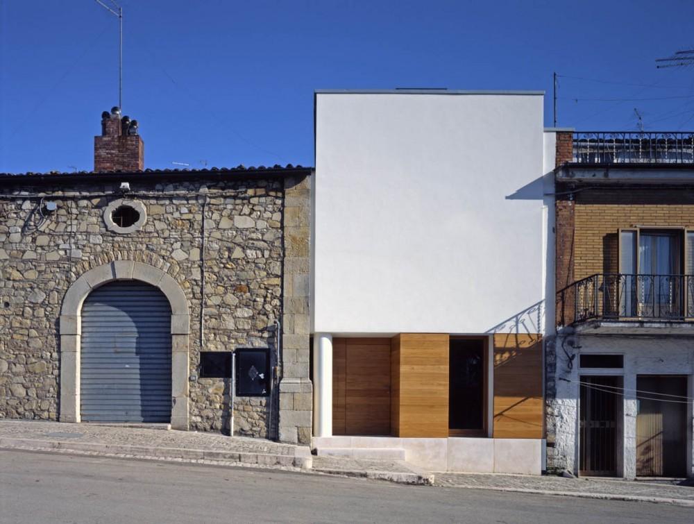 Dos Casas en Orsara / Raimondo Guidacci, © Alberto Muciaccia